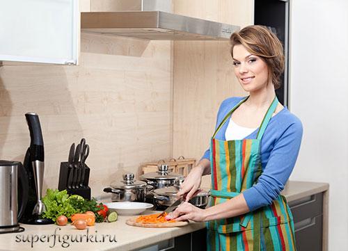 как готовить, чтобы стать стройнее