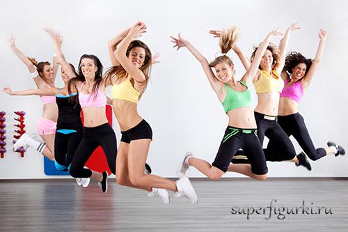 польза фитнеса для фигуры