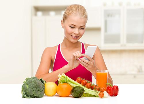 подсчет калорий чтобы похудеть