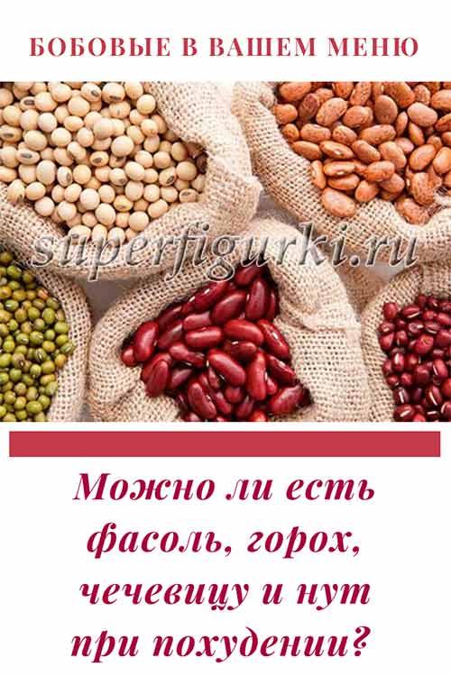 Можно ли есть фасоль при похудении | Superfigurki.ru Психология похудения