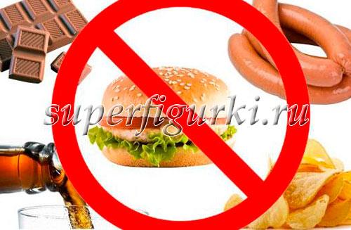 В каких продуктах нет жиров