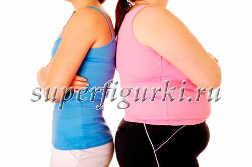 кормление грудью и лишний вес