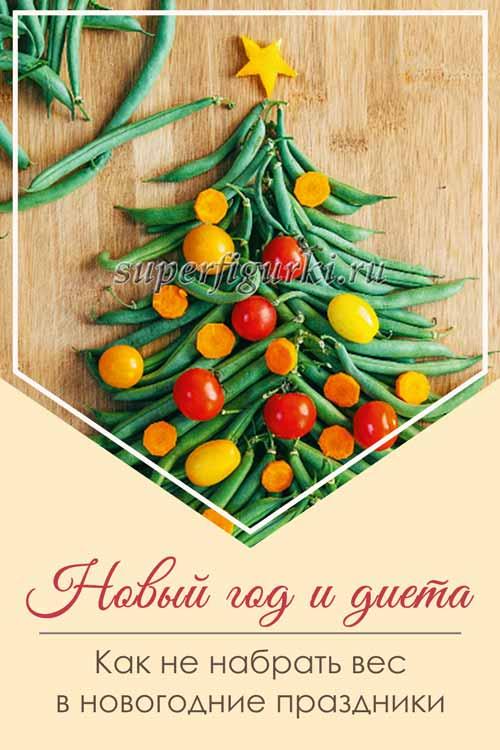 Как не набрать вес в новогодние праздники | Superfigurki.ru Психология похудения
