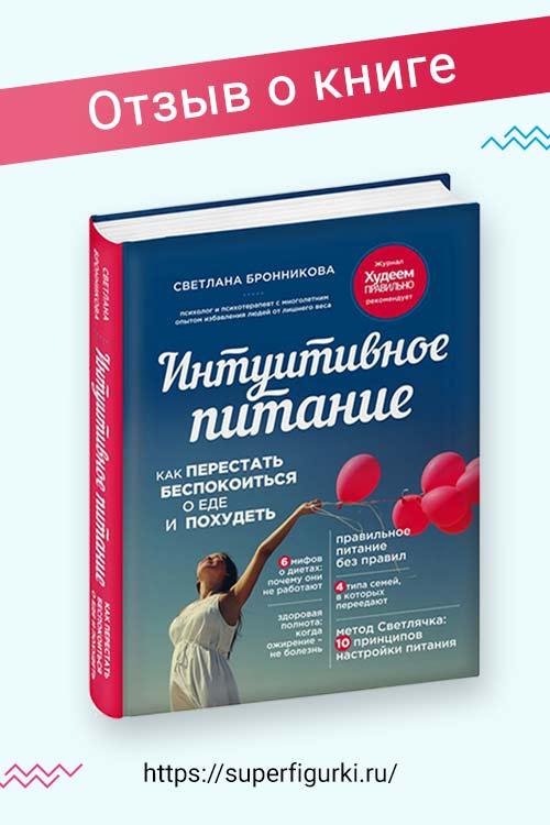 Книга интуитивное питание отзыв | Superfigurki.ru Психология похудения
